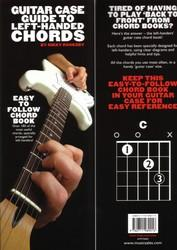 Guitar Case Guide to Left Handed Chords