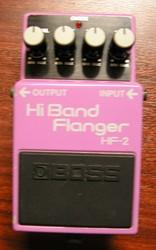 Boss HF2 High Band Flanger