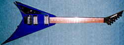 Jackson Randy Rhoads Electric Guitar.