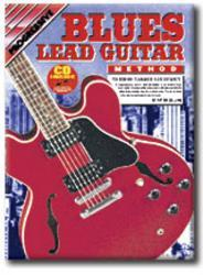 Progressive Blues Lead Guitar Method.