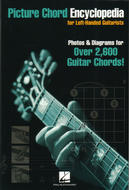 Picture Chord Encyclopedia for Left Handed Guitarists.