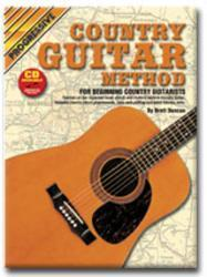 Progressive Country Guitar Method.