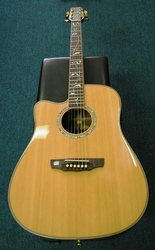 Timberidge Acoustic Electric Guitar