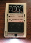 Boss Dynamic Wah Pedal