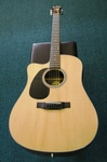 Blueridge Acoustic Electric Guitar and Case
