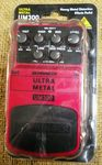 Behringer Ultra Metal pedal