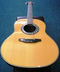 Eston Roundback Acoustic Guitar