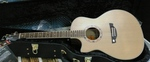 Crafter GAE 15 Acoustic Electric Guitar.