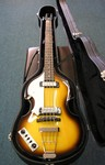 Hofner Beatle Bass