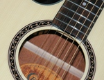 Crafter Hilite DE SP Acoustic Electric Guitar.