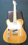 J and D Tele Style Guitar