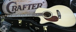 Crafter TC 035 Acoustic Electric Guitar