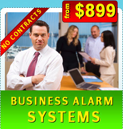 Business Alarms