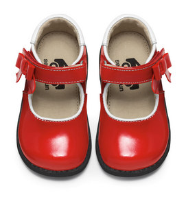Maria-Red Patent