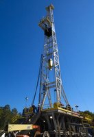 Drilling Rig at Snapper