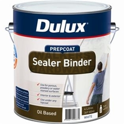 DULUX SEALER BINDER 4L