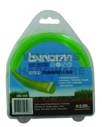 TRIMMER LINE GREEN 2MM X 70M 250G