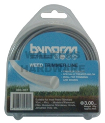 TRIMMER LINE GREY 3MM X 16M