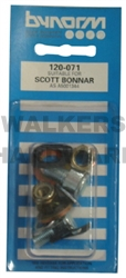 BOLT SET MOWER BONNAR    250/570 #120-71