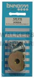 BOLT SET HONDA BUFF HRV194