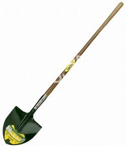 SHOVEL ROUND MOUTH LONG HANDLE SMALL