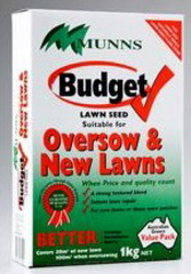SEED LAWN BUDGET 1KG