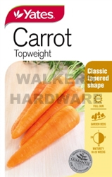 SEED VEGETABLE CARROT TOPWEIGHT