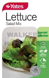 SEED VEGETABLE LETTUCE SALAD MIX