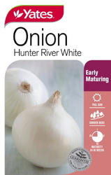 SEED ONION HUNTER RIVER WHITE