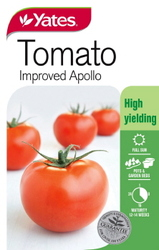 SEED TOMATO APOLLO IMPROVED