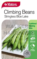 SEED VEGETABLE BEANS CLIMB BLUEL(P)