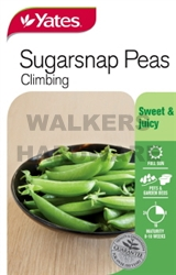 SEED VEGETABLE PEA CLIMB S/SNAPP