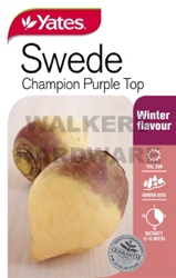 SEED VEGETABLE SWEDE CHAMP PURPLE TOP