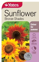 SEED SUNFLOWER BRONZE    SHADES