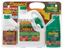 SEASOL POWER PACK (1X2L, 2X500ML)