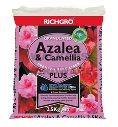 FERTILISER AZALEA & CAMELIA PLUS 2.5KG
