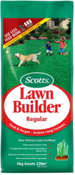 FERTILISER LAWN BUILDER 4KG