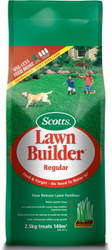 FERTILISER LAWN BUILDER  2.5KG