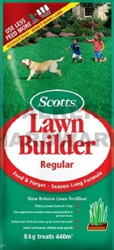 FERTILISER LAWN BUILDER  8KG