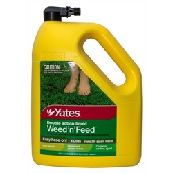 WEED N FEED 4LT (VALUE PACK)