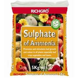 SULPHATE OF AMMONIA 5KG