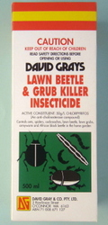 INSECTICIDE LAWN BEETLE &GRUB 500ML