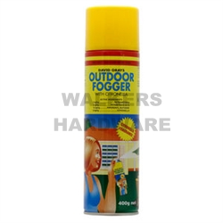 FOGGER OUTDOOR WITH CITRONELLA 400GM