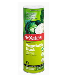 VEGE DUST INSECTICIDE 500G NATURES WAY