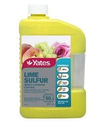 FUNGICIDE LIME SULFUR 500ML