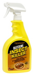 INSECTICIDE INSECT KILLER  RTU 750ML BLITZEM