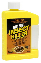 INSECTICIDE INSECT KILLER  CONC 200ML BLITZEM