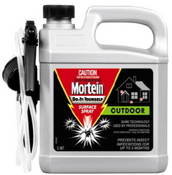 INSECTICIDE DIY OUTDOOR  S/S 2L MORTEIN
