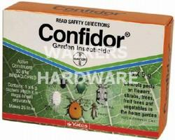 INSECTICIDE CONFIDOR SACHET PK5