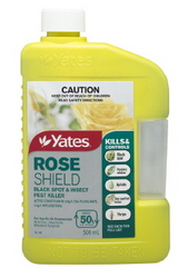 INSECTICIDE ROSE SHIELD  D/SPRAY 500ML